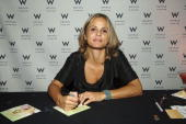 Amy Sedaris attends the signing of her new CD 'I Like You' at the W Hotel on September 19 2006 in New York City