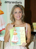 Amy Sedaris during Bon Appetit and Warner Books Host a Party for Amy Sedaris' New Book 'I Like You' at Dining Room at 4 Times Sq 4th floor in New...