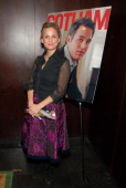 Amy Sedaris during Mark Ruffalo Hosts a Private Screening of Zodiac Presented by Gotham Magazine at Bryant Park Hotel Cellar Bar in New York City New...