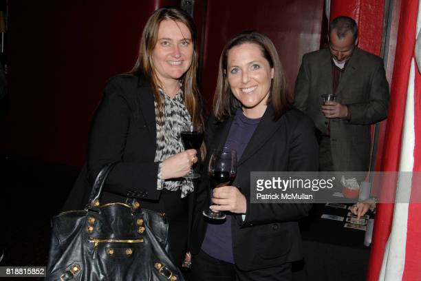 Amy Thurlow and Karyn Adelstein attend LITERACY ASSOCIATES Second Annual Benefit for LITERACY PARTNERS at Carnival on April 27 2010 in New York City