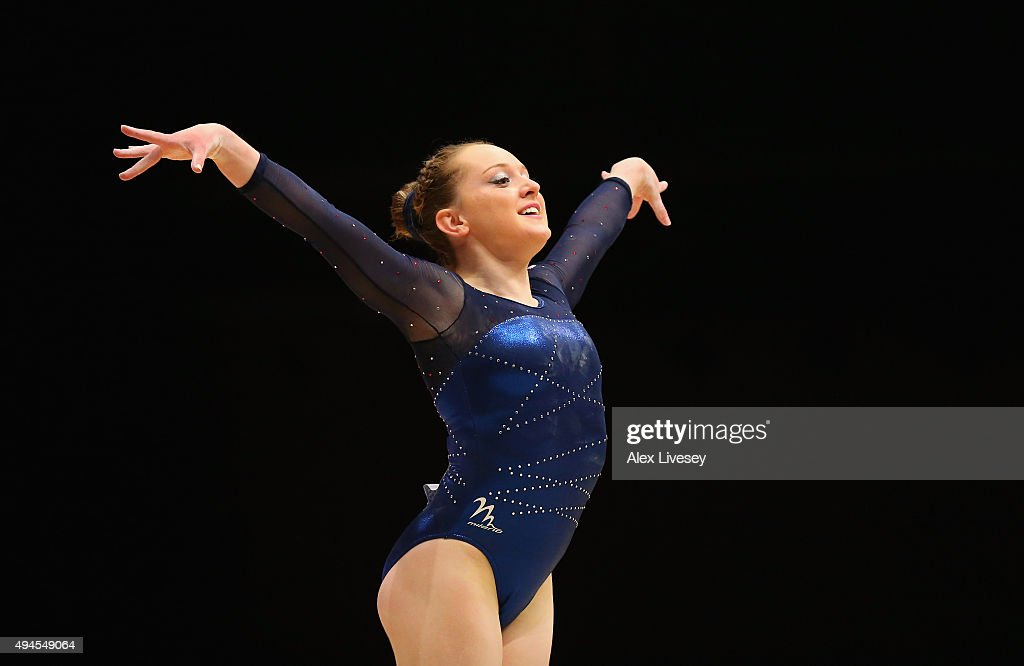 2015 World Artistic Gymnastics Championships - Day Five