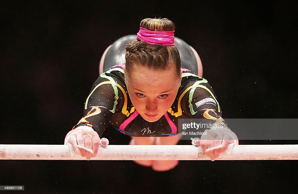 2015 World Artistic Gymnastics Championships - Day One