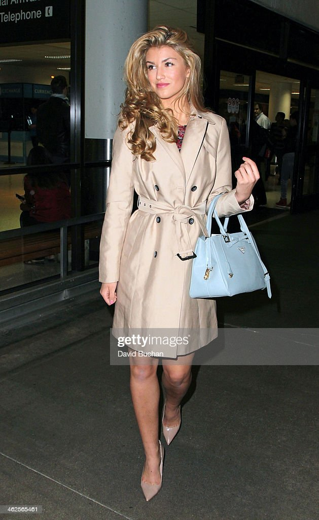 <a gi-track='captionPersonalityLinkClicked' href=/galleries/search?phrase=Amy+Willerton&family=editorial&specificpeople=8785597 ng-click='$event.stopPropagation()'>Amy Willerton</a> arrives at Los Angeles International Airport on January 13, 2014 in Los Angeles, California.