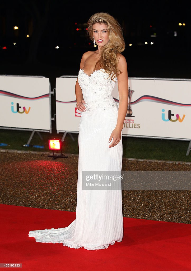 <a gi-track='captionPersonalityLinkClicked' href=/galleries/search?phrase=Amy+Willerton&family=editorial&specificpeople=8785597 ng-click='$event.stopPropagation()'>Amy Willerton</a> attends The Sun Military Awards at National Maritime Museum on December 11, 2013 in London, England.