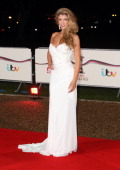 Amy Willerton attends The Sun Military Awards at National Maritime Museum on December 11 2013 in London England