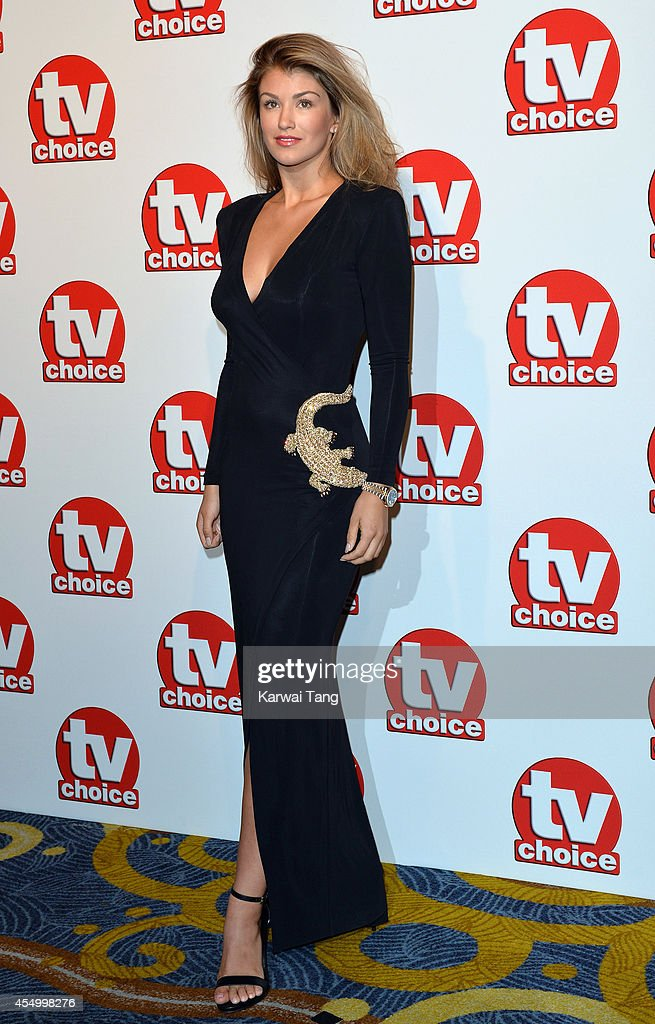 <a gi-track='captionPersonalityLinkClicked' href=/galleries/search?phrase=Amy+Willerton&family=editorial&specificpeople=8785597 ng-click='$event.stopPropagation()'>Amy Willerton</a> attends the TV Choice Awards 2014 at London Hilton on September 8, 2014 in London, England.