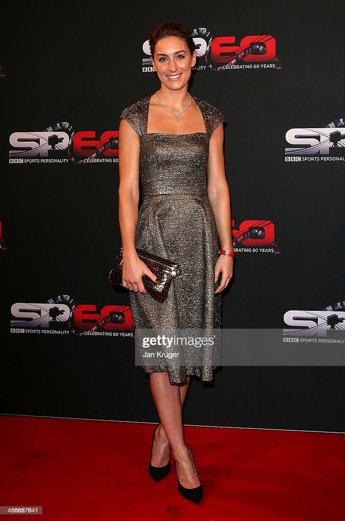 <a gi-track='captionPersonalityLinkClicked' href=/galleries/search?phrase=Amy+Williams+-+Winter+Sportswoman&family=editorial&specificpeople=6718687 ng-click='$event.stopPropagation()'>Amy Williams</a> attends the BBC Sports Personality of the Year Awards at First Direct Arena on December 15, 2013 in Leeds, England.