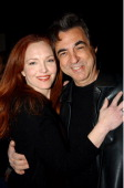 Amy Yasbeck and Joe Mantegna during Jay Johnson The Two and Only Solo Show Opening at Brentwood Theatre in Los Angeles CA