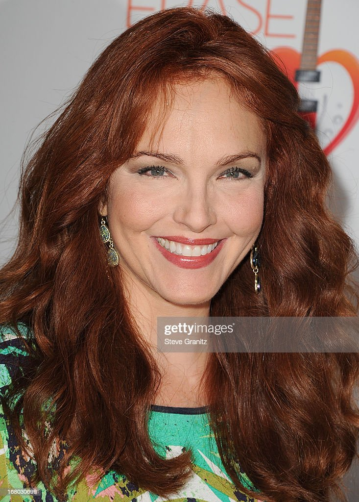 Amy Yasbeck arrives at the 20th Annual Race To Erase MS Gala 'Love To Erase MS' at the Hyatt Regency Century Plaza on May 3, 2013 in Century City, California.