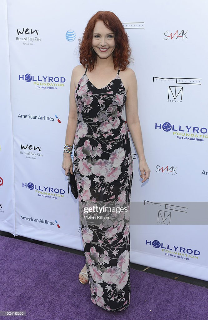 Amy Yasbeck attends 16th Annual DesignCare To Benefit The HollyRod Foundation at The Lot Studios on July 19, 2014 in Los Angeles, California.