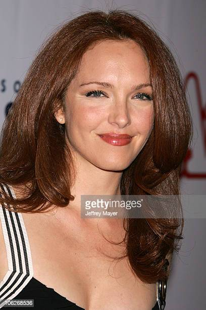 Amy Yasbeck during 'Annie' Opening Night to Benefit CASA of Los Angeles Arrivals at Pantages Theatre in Hollywood California United States