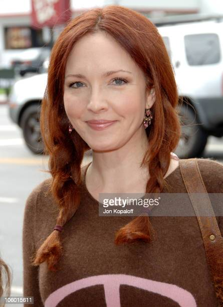 Amy Yasbeck during 'Barnyard' Los Angeles Premiere Arrivals at Cinerama Dome in Hollywood California United States