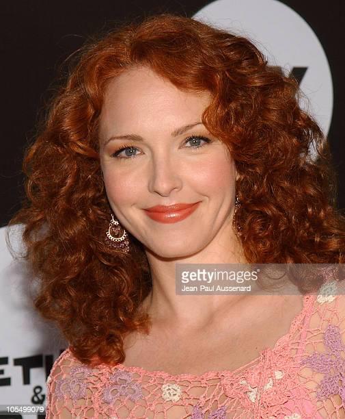 Amy Yasbeck during FOX New Season Launch Party at 2030 Barnard Way in Santa Monica California United States