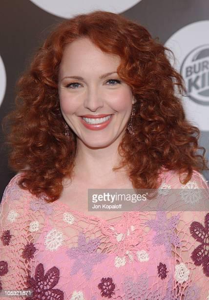 Amy Yasbeck during Fox New Season Launch Party at Santa Monica Beach in Santa Monica California United States