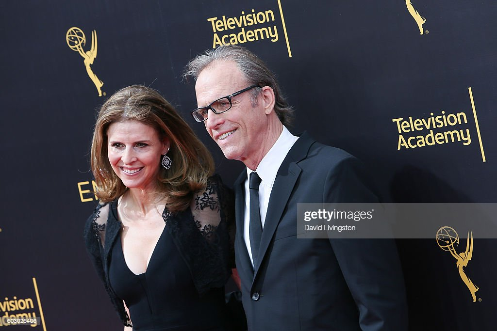 Amy Ziering and Kirby Dick attend the 2016 Creative Arts Emmy Awards Day 2 at the Microsoft Theater on September 11, 2016 in Los Angeles, California.