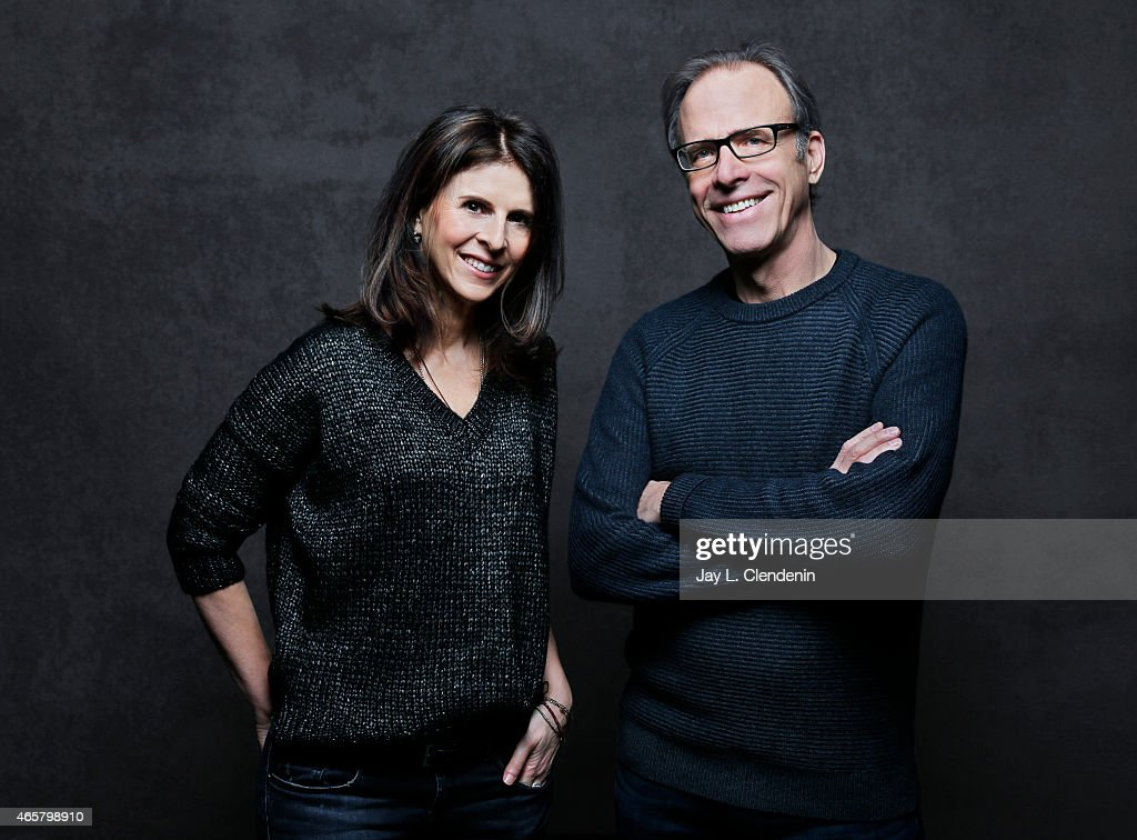 <a gi-track='captionPersonalityLinkClicked' href=/galleries/search?phrase=Amy+Ziering&family=editorial&specificpeople=5773653 ng-click='$event.stopPropagation()'>Amy Ziering</a> and <a gi-track='captionPersonalityLinkClicked' href=/galleries/search?phrase=Kirby+Dick&family=editorial&specificpeople=2077033 ng-click='$event.stopPropagation()'>Kirby Dick</a> from the film 'The Hunting Ground' pose for a portrait for the Los Angeles Times at the 2015 Sundance Film Festival on January 24, 2015 in Park City, Utah. PUBLISHED IMAGES.