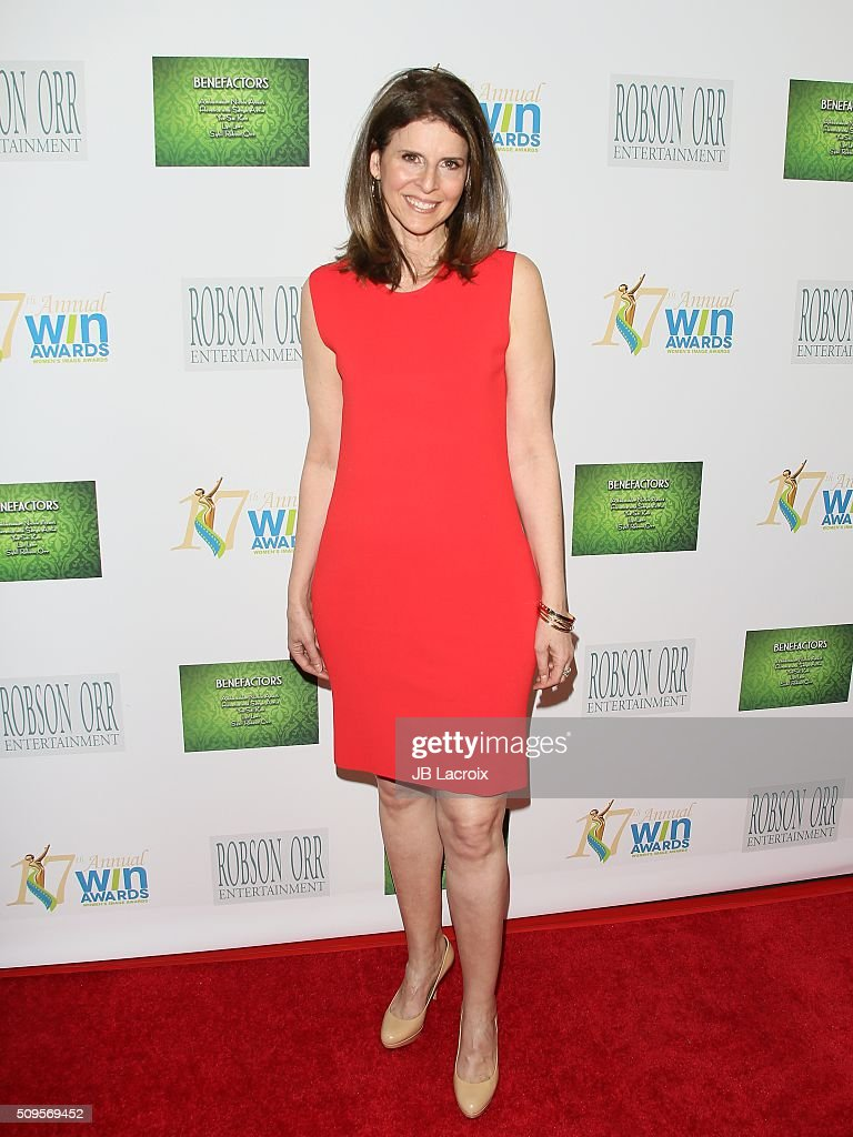 <a gi-track='captionPersonalityLinkClicked' href=/galleries/search?phrase=Amy+Ziering&family=editorial&specificpeople=5773653 ng-click='$event.stopPropagation()'>Amy Ziering</a> attends 17th Annual Women's Image Awards at Royce Hall, UCLA on February 10, 2016 in Westwood, California.