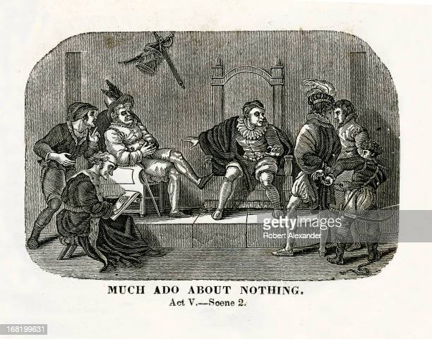an analysis of much ado about nothing by william shakespeare Much ado about nothing is a comedy by william shakespeare thought to have been written in 1598 and 1599, as shakespeare was approaching the middle of his career.