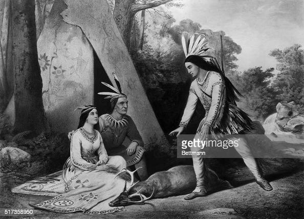 Was hiawatha a man or woman