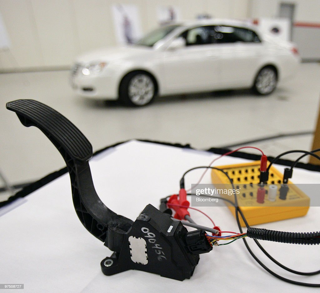 Toyota Says Electronics Test Cited In U S House Hearing