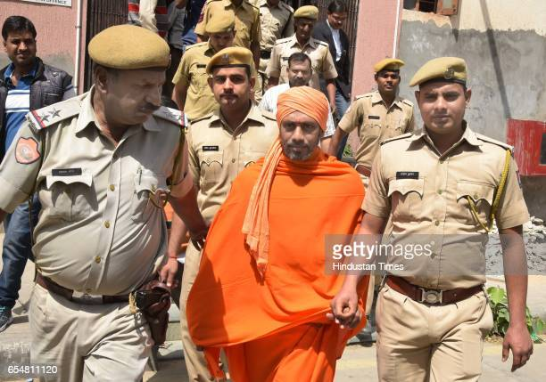 An accused Bhavesh Patel convicted in the Ajmer blast case come out after the court deferred the sentencing till 22nd of this month on March 18 2017...