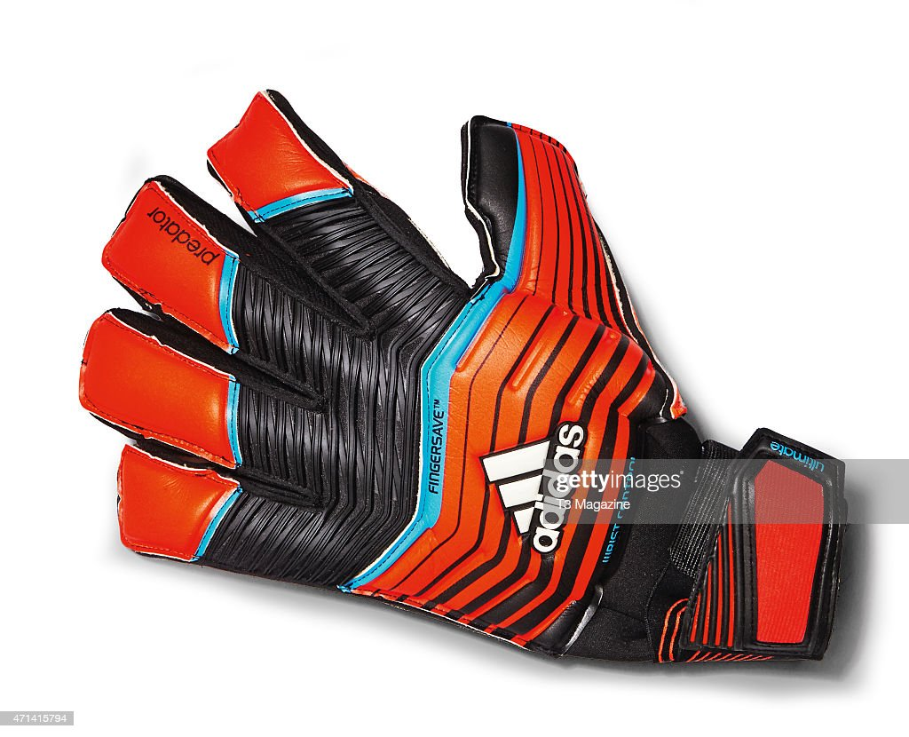 An Adidas Predator Zones Ultimate football glove taken on July 16 2014