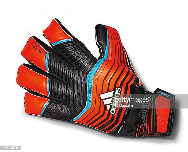 An Adidas Predator Zones Ultimate football glove taken on July 16 2014