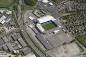 An Aerial image of Elland Road News Leeds