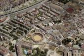 An aerial image of Plaza De Toros De Jerez De La Frontera Jerez De la Frontera