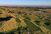 GBR: Rye Golf Club General Views