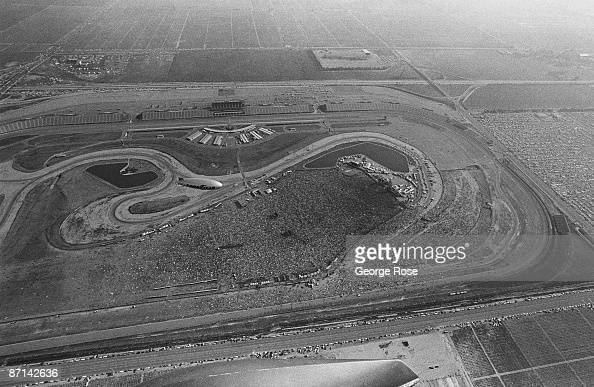 California jam stock photos and pictures getty images for Ontario motor speedway california