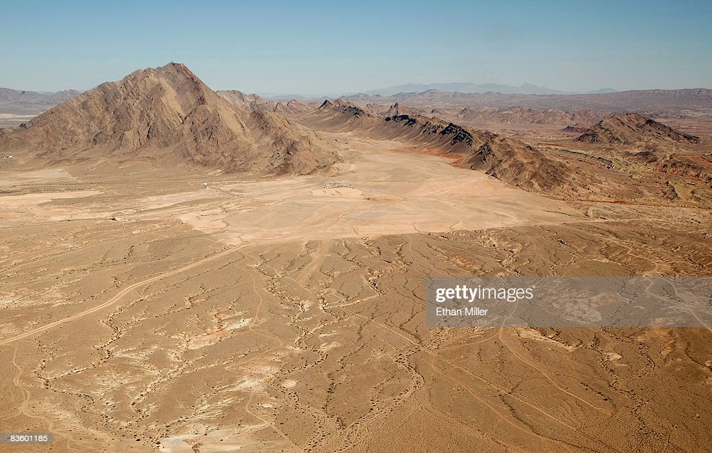 An aerial view of the desert area on November 6 2008 in Henderson Nevada As bad loans drove homeowners originally into foreclosure earlier this year...