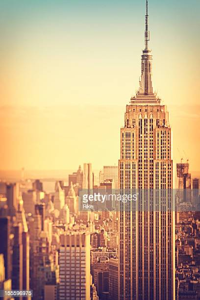 Vista su Manhattan, New York City