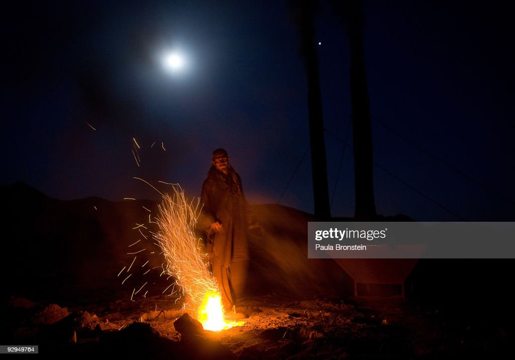 Thriving Business At Kabul Brick Factory Getty Images