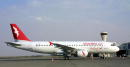 An Air Arabia Airbus 320 aeroplane sits on tarmac 28 October 2003 at the Gulf emirate of Sharjah airport part of the United Arab Emirates Sharjah...