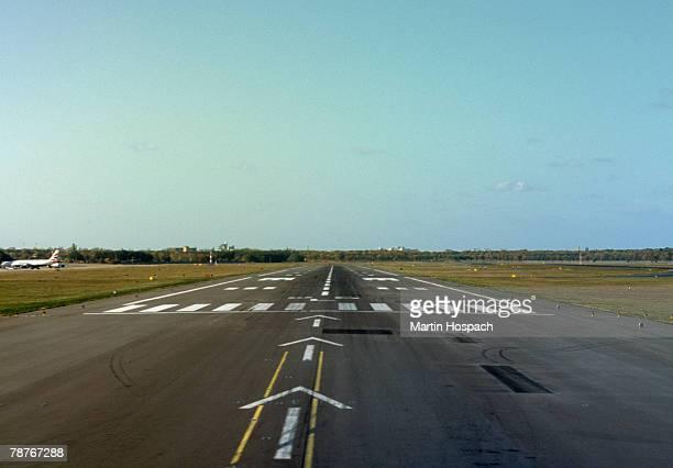 An airfield