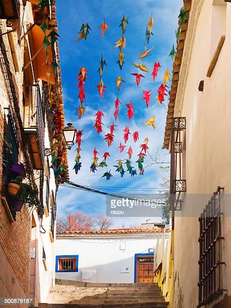 An alley in Toledo