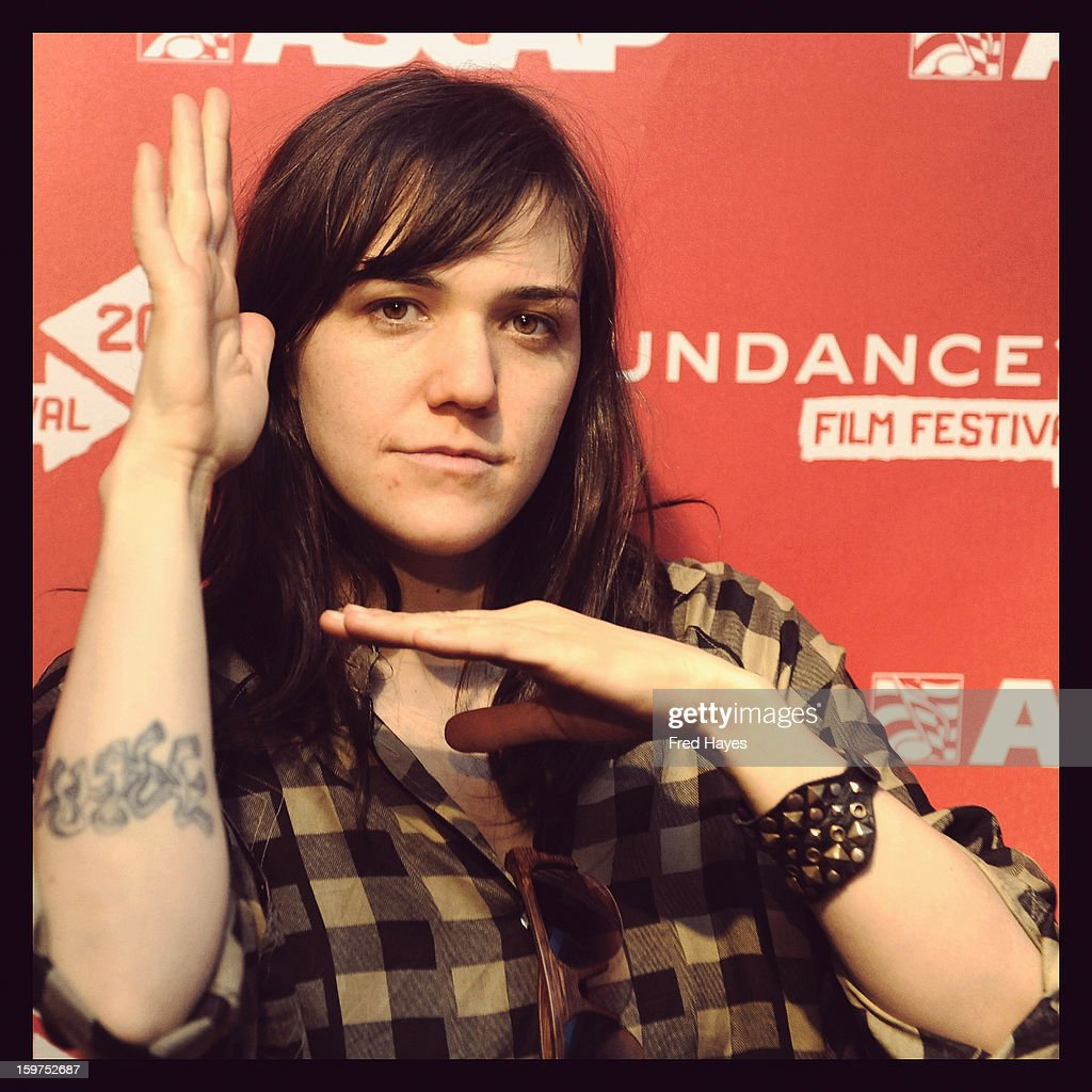 An alternate view of Musician Emily Wells attending Day 2 of ASCAP Music Cafe at Sundance ASCAP Music Cafe during the 2013 Sundance Film Festival on January 19, 2013 in Park City, Utah.