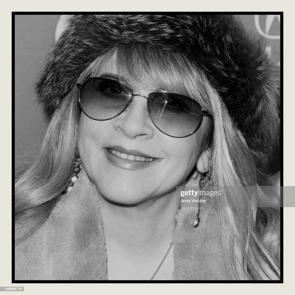 An alternate view of <a gi-track='captionPersonalityLinkClicked' href=/galleries/search?phrase=Stevie+Nicks&family=editorial&specificpeople=212751 ng-click='$event.stopPropagation()'>Stevie Nicks</a> attending the 'Sound City' premiere during the 2013 Sundance Film Festival on January 18, 2013 in Park City, Utah.