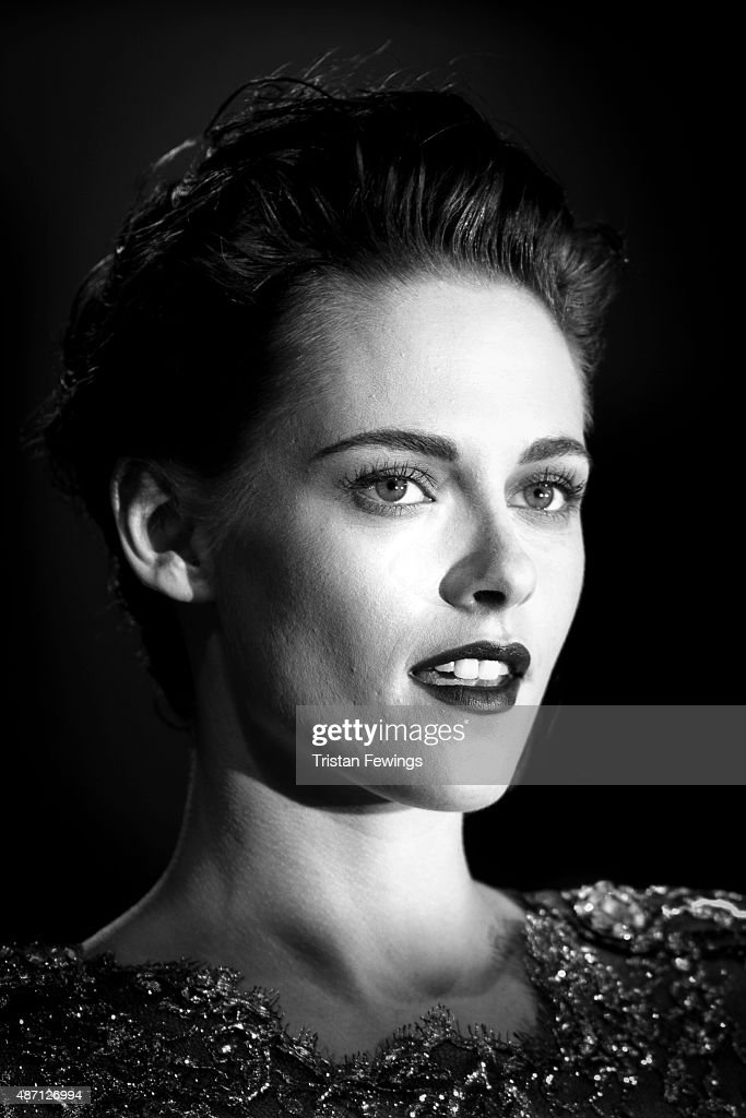 An alternative view of Kristen Stewart at the premiere of 'Equals' during the 72nd Venice Film Festival at Sala Grande on September 5, 2015 in Venice, Italy.