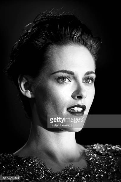 An alternative view of Kristen Stewart at the premiere of 'Equals' during the 72nd Venice Film Festival at Sala Grande on September 5 2015 in Venice...