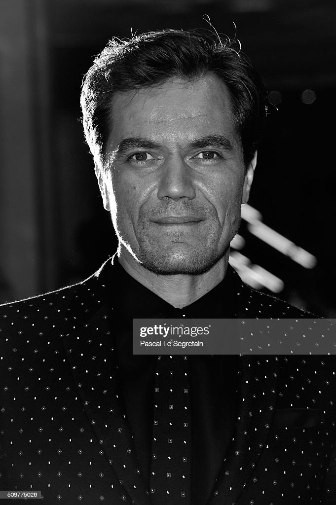 An alternative view on actor <a gi-track='captionPersonalityLinkClicked' href=/galleries/search?phrase=Michael+Shannon&family=editorial&specificpeople=660513 ng-click='$event.stopPropagation()'>Michael Shannon</a> attending the 'Midnight Special' premiere during the 66th Berlinale International Film Festival on February 12, 2016 in Berlin, Germany.