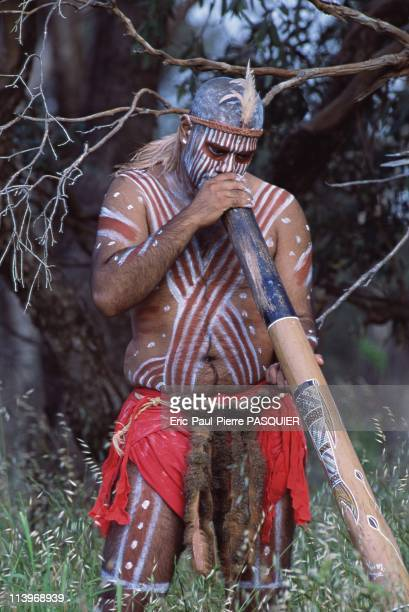 An Ancient People In AustraliaA didgeridoo is made from the Mallee tree which is hollow because the tree is eaten inside by termites