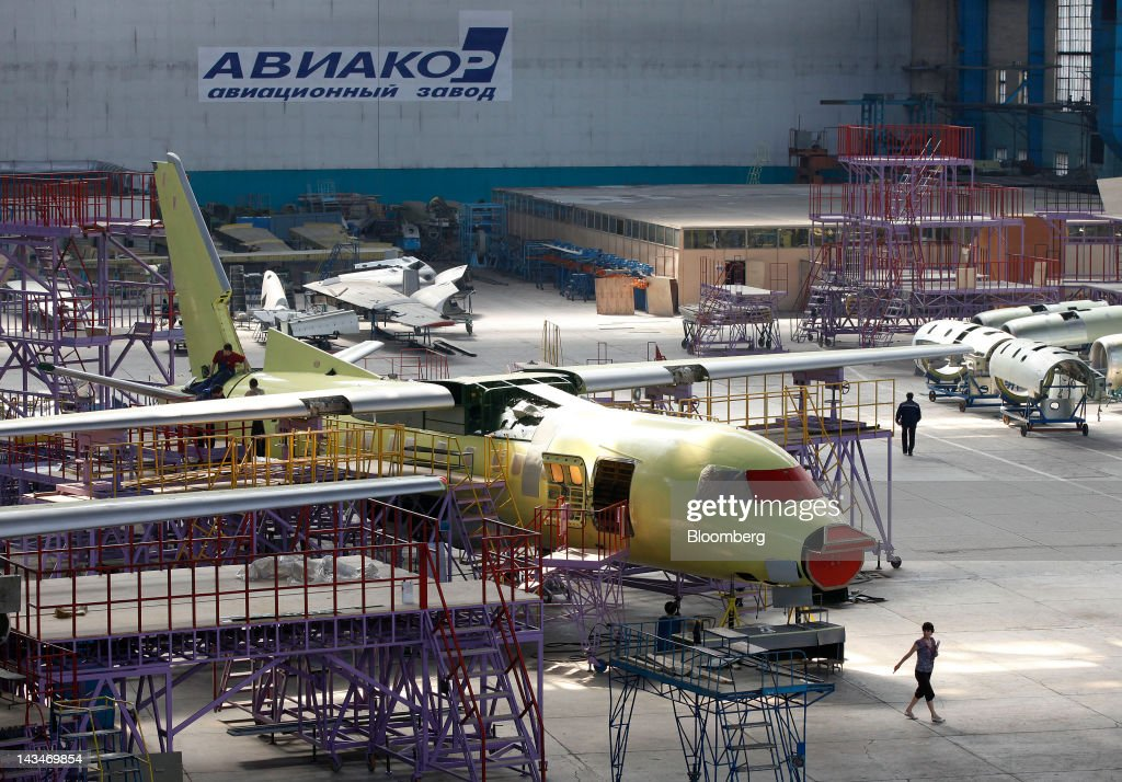 """How """"Antonov"""" advertised his planes during the USSR"""