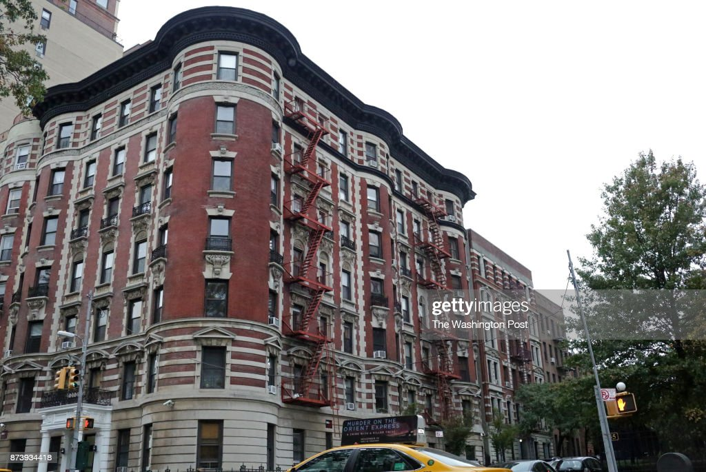 An apartment building on 448 Central Park West in Manhattan, NY, seen on October 26, 2017, from where 9 kg of fentanyl and heroin were recovered, according to Jimmy Arroyo, a DEA group supervisor, and Erin Mulvey, a DEA special agent.