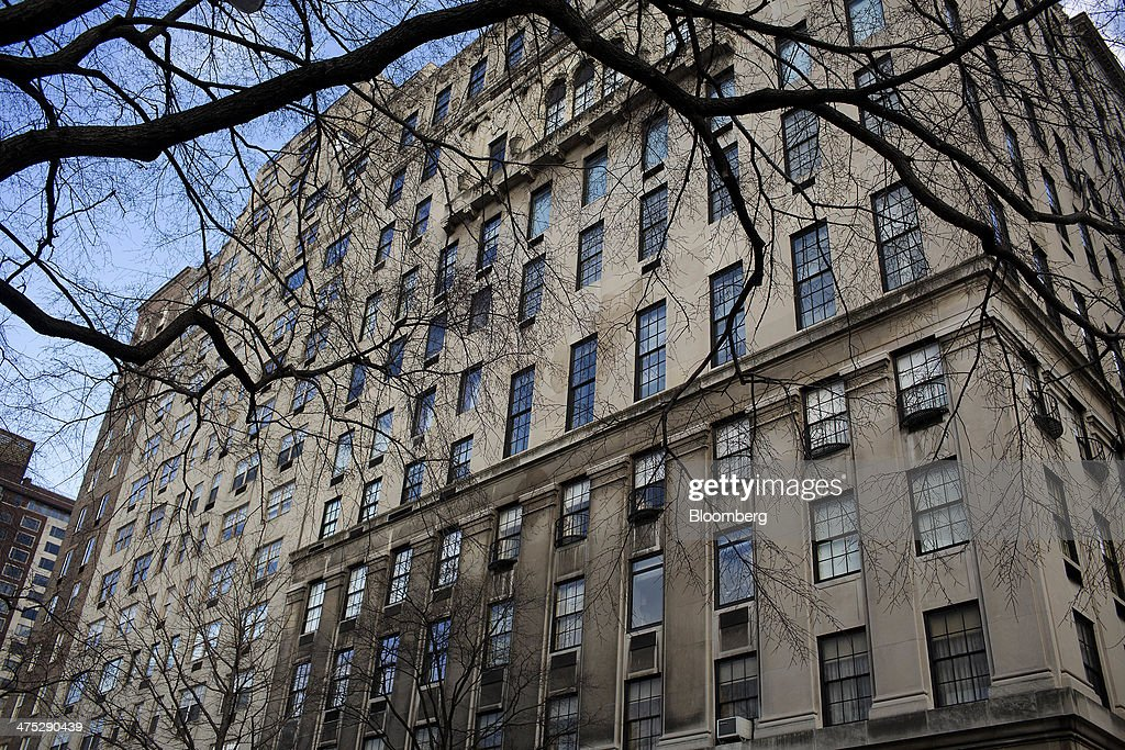 An apartment building stands on the Upper East Side neighborhood of New York, U.S., on Tuesday, Feb. 25, 2014. Home prices in the U.S. climbed at a slower pace in the year through December, pointing to a moderation in the market that will help keep more properties within reach for prospective buyers. Photograph: Victor J. Blue/Bloomberg via Getty Images