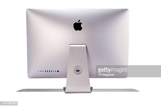 An Apple iMac with 5K Retina display taken on November 5 2014