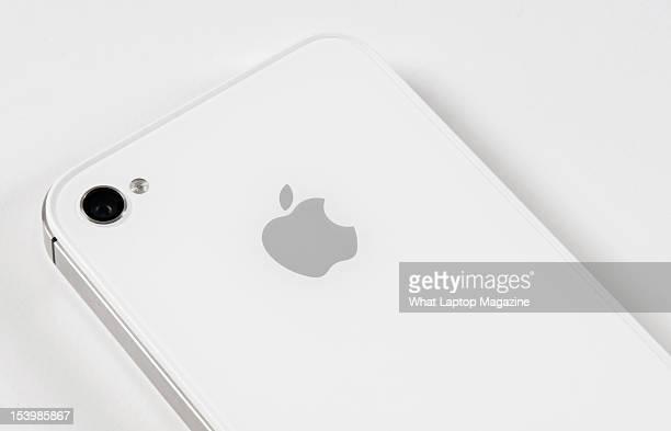 An Apple iPhone 4S February 6 2012