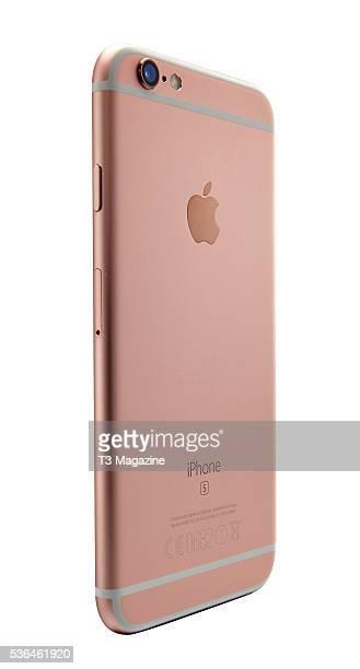 An Apple iPhone 6S smartphone taken on September 29 2015