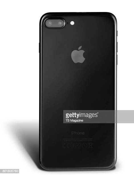 An Apple iPhone 7 Plus with a Black finish taken on October 3 2016